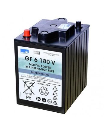 Μπαταρία Sonnenschein GF 06 180 V - GEL τεχνολογίας - 6V 200Ah