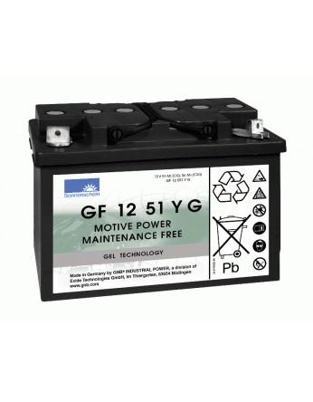 Μπαταρία Sonnenschein GF 12 051 Y G - GEL τεχνολογίας - 12V 56Ah