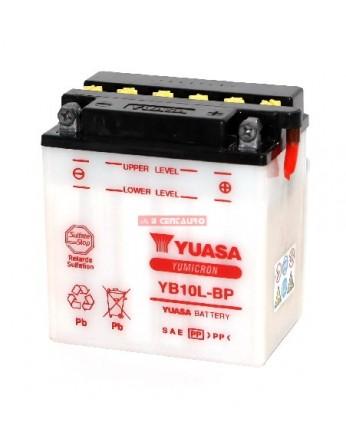 Μπαταρία μοτοσυκλετών YUASA Yumicron YB10L-BP - 12V 12 (10HR) - 160 CCA (EN) εκκίνησης