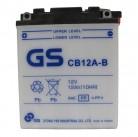 Μπαταρία μοτοσυκλετών ανοιχτού τύπου GS CB12A-B - 12V 12 (10HR)