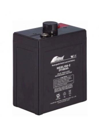 Μπαταρία FULLRIVER HGXL 150-2 VRLA - AGM τεχνολογίας - 2V 150Ah