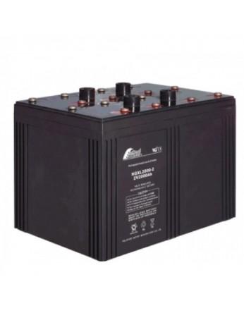 Μπαταρία FULLRIVER HGXL 2000-2 VRLA - AGM τεχνολογίας - 2V 2000Ah