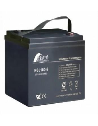 Μπαταρία FULLRIVER HGL 180-6 VRLA - AGM τεχνολογίας - 6V 180Ah