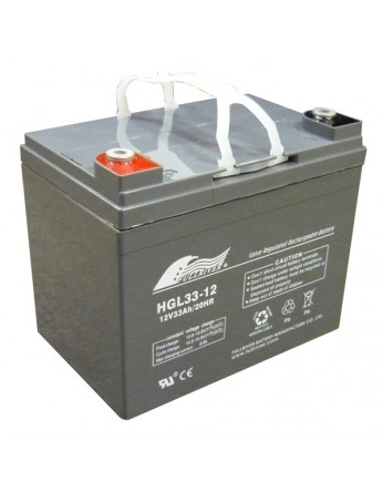 Μπαταρία FULLRIVER HGL 33-12 VRLA - AGM τεχνολογίας - 12V 33Ah