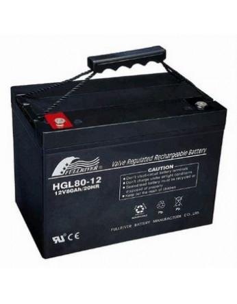 Μπαταρία FULLRIVER HGL 80-12A VRLA - AGM τεχνολογίας - 12V 80Ah