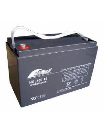 Μπαταρία FULLRIVER HGL 100-12C VRLA - AGM τεχνολογίας - 12V 100Ah