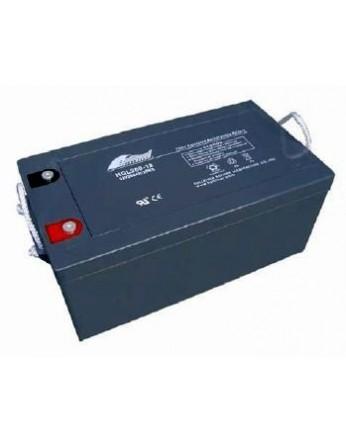 Μπαταρία FULLRIVER HGL 260-12 VRLA - AGM τεχνολογίας - 12V 260Ah