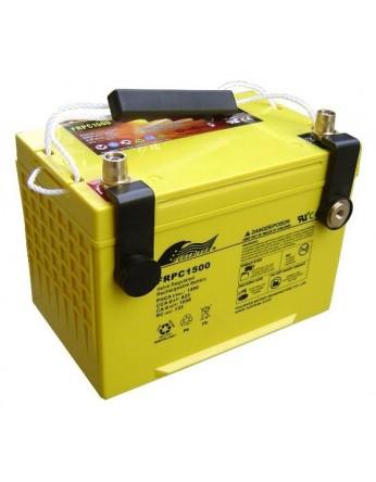 Μπαταρία FULLRIVER HC 65/S-12 VRLA - AGM τεχνολογίας -12V 65Ah