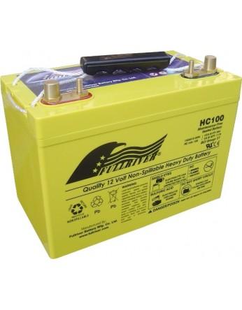 Μπαταρία FULLRIVER HC 100-12 VRLA - AGM τεχνολογίας -12V 100Ah