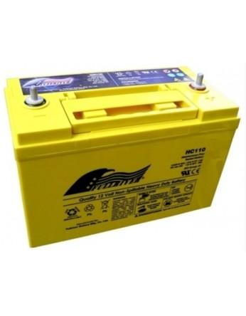 Μπαταρία FULLRIVER HC 110-12 VRLA - AGM τεχνολογίας -12V 110Ah