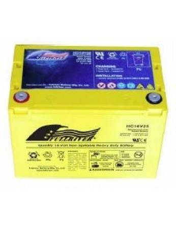 Μπαταρία FULLRIVER HC 14V50 VRLA - AGM τεχνολογίας -14V 50Ah