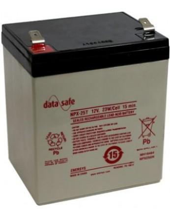 Μπαταρία GENESIS NPX25-12 High rated VRLA - AGM τεχνολογίας - 12V 25 watt / κελί