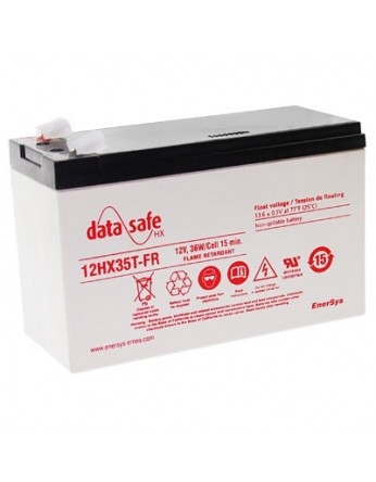 Μπαταρία DATASAFE 12HX35FR High rated - long life VRLA - AGM τεχνολογίας - 12V 35 watt / κελί