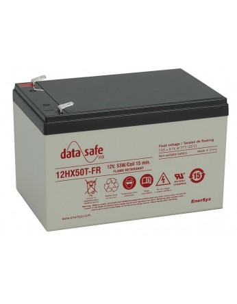 Μπαταρία DATASAFE 12HX50FR High rated - long life VRLA - AGM τεχνολογίας - 12V 50 watt / κελί