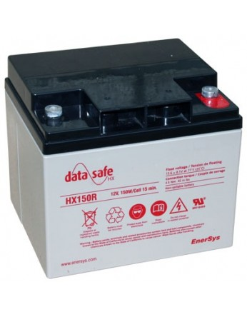 Μπαταρία DATASAFE 12HX150FR High rated - long life VRLA - AGM τεχνολογίας - 12V 150 watt / κελί