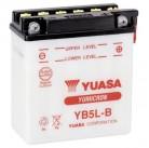 Μπαταρία μοτοσυκλετών YUASA Yumicron INDO YB5L-B - 12V 5 (10HR) - 65 CCA (EN) εκκίνησης (με υγρά)