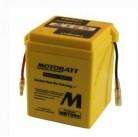 Μπαταρία μοτοσυκλετών MOTOBATT MBT6N4 - 6V 4 (10HR)Ah