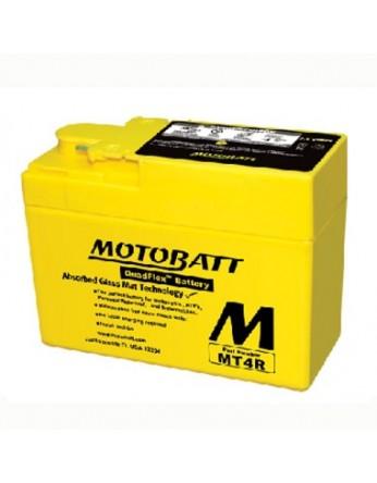 Μπαταρία μοτοσυκλετών MOTOBATT MT4R - 12V 2.5 (10HR)Ah