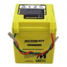 Μπαταρία μοτοσυκλετών MOTOBATT MB2.5U - 12V 2.5 (10HR)Ah