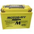 Μπαταρία μοτοσυκλετών MOTOBATT MBTX9U - 12V 10,5 (10HR)Ah - 160CCA εκκίνησης