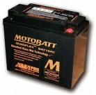 Μπαταρία μοτοσυκλετών MOTOBATT MBTX20UHD - 12V 21 (10HR)Ah - 310CCA εκκίνησης