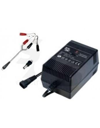 Φορτιστής μολύβδου MW126C18GS - ( 12V - 6V - 1,8Α )