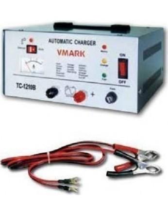 Φορτιστής μολύβδου TC 1210Α - ( 6V - 12V - 10Α )