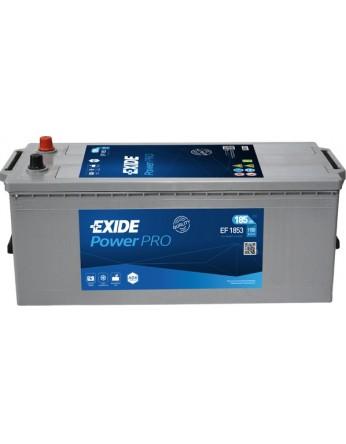 Μπαταρία Exide Professional Power EF1853 - 12V 185Ah - 1150CCA A(EN) εκκίνησης