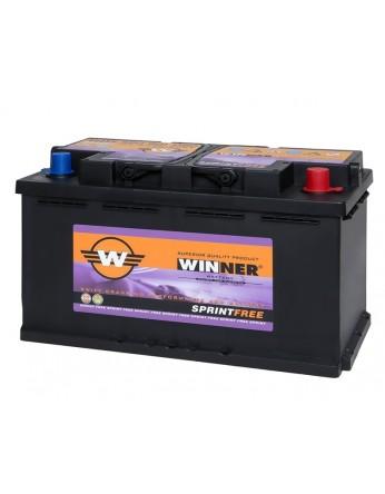 Μπαταρία αυτοκινήτου Winner Sprintfree 595 901 085 - 12V 95Ah - 850CCA(EN) εκκίνησης
