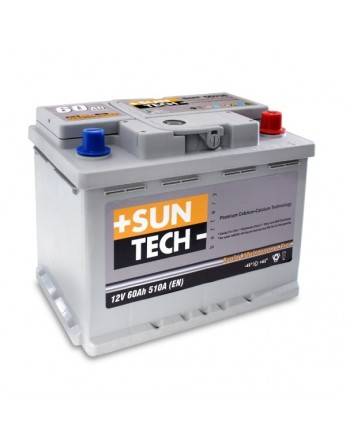 Μπαταρία αυτοκινήτου Suntech 55034 - 12V 50Ah - 400CCA(EN) εκκίνησης