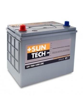 Μπαταρία αυτοκινήτου Suntech 55D23L - 12V 60Ah - 400CCA(EN) εκκίνησης