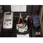 Ψηφιακός αναλυτής συσσωρευτών 6V - 12V - DHC 501 KIT DELUXE - με εκτυπωτή και βολτόμετρο