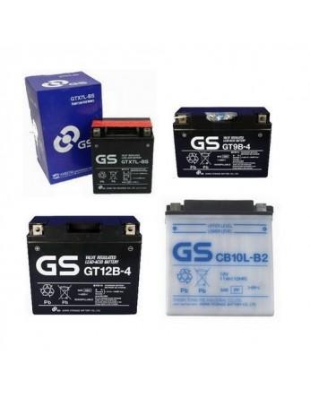 Μπαταρία μοτοσυκλετών GS 12N10-3A-1 - 12V 10 (10HR) - 103 CCA (EN) εκκίνησης