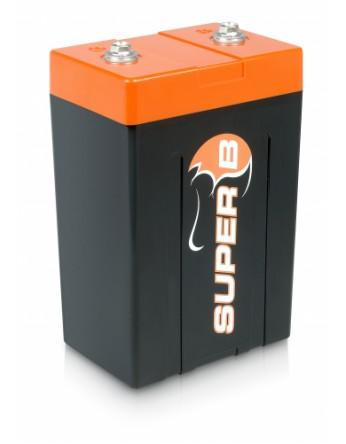 Μπαταρία Super B SB12V15P-EC τεχνολογίας λιθίου