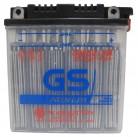 Μπαταρία μοτοσυκλετών ανοιχτού τύπου GS YB5L-B - 12V 5 (10HR) (με υγρά)
