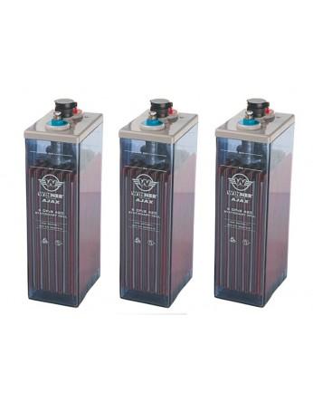 Μπαταρία φωτοβολταϊκών υγρού τύπου Winner Ajax 6 OPzS 600 - 2V 640Ah(C10)