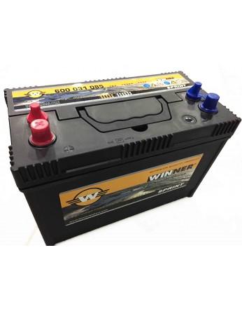 Μπαταρία κλειστού τύπου Sprint SMF 600 031 085 - 12V 100Ah - 850CCA εκκίνησης