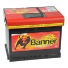 Μπαταρία κλειστού τύπου Banner Power Bull P6219 12V 62Ah (C20) - 550CCA εκκίνησης