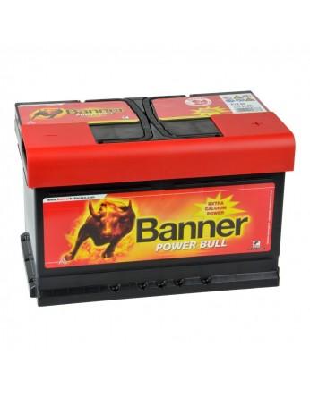 Μπαταρία κλειστού τύπου Banner Power Bull P7209 12V 72Ah (C20) - 660CCA εκκίνησης