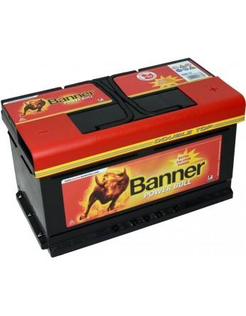 Μπαταρία κλειστού τύπου Banner Power Bull P8014 12V 80Ah (C20) - 700CCA εκκίνησης