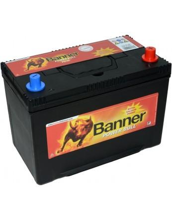 Μπαταρία κλειστού τύπου Banner Power Bull P9504 12V 95Ah (C20) - 740CCA εκκίνησης