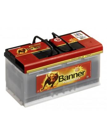 Μπαταρία κλειστού τύπου Banner Power Bull P10040 PRO 12V 100Ah (C20) - 820CCA εκκίνησης