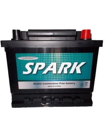 Μπαταρία αυτοκινήτου ευρωπαϊκού τύπου Spark MF54321 - 12V 45Ah - 400CCA(EN) εκκίνησης