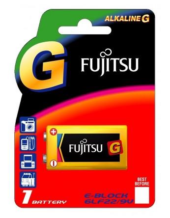 Αλκαλική μπαταρία Fujitsu 6LF22G / 9V