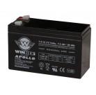 Μπαταρία Winner Apollo VRLA - AGM τεχνολογίας - 12V 7.2Ah (T2) κατάλληλα για συστήματα συναγερμών ασφαλείας, συστήματα ups