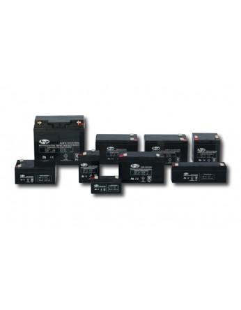 Μπαταρία B&P DJM 12-120 VRLA - AGM τεχνολογίας - 12V 120Ah