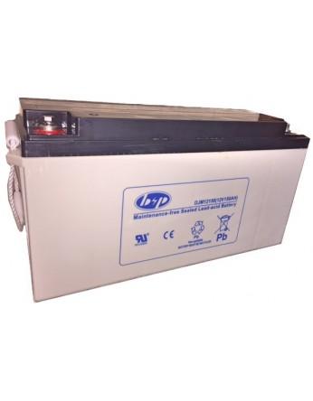 Μπαταρία B&P DJM 12-150 VRLA - AGM τεχνολογίας - 12V 150Ah κατάλληλη για ηλεκτρικά μοτέρ, τροχόσπιτα, φωτοβολταϊκά συστήματα, service σε σκάφη αναψυχής