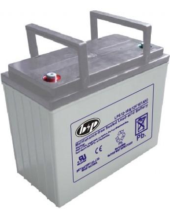 Μπαταρία B&P LPS 12-160 VRLA - AGM τεχνολογίας - 12V 147Ah κατάλληλη για ηλεκτρικά μοτέρ, τροχόσπιτα, φωτοβολταϊκά συστήματα, service σε σκάφη αναψυχής