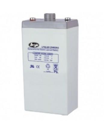 Μπαταρία B&P LPS 2-400 VRLA - AGM τεχνολογίας - 2V 372Ah (C20)