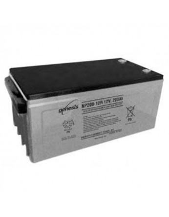 Μπαταρία GENESIS NP200-12 VRLA - AGM τεχνολογίας - 12V 200Ah